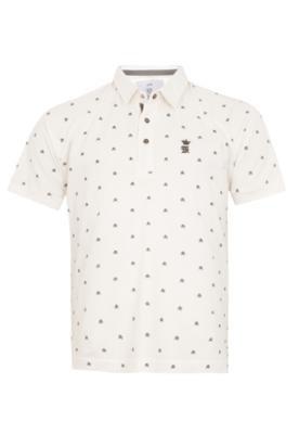 Camisa Polo Sergio K. Caveira Off White