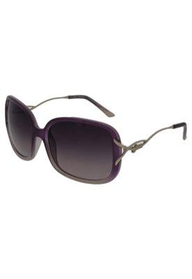 Óculos de Sol Guess Hastes 705200358PURAM58P AM 58P Roxo