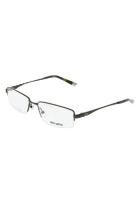 Óculos Receituário Harley Davidson Basic Verde - Harley Da...