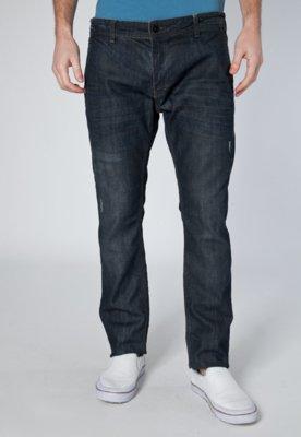 Calça Jeans Ellus Reta Genuine Azul