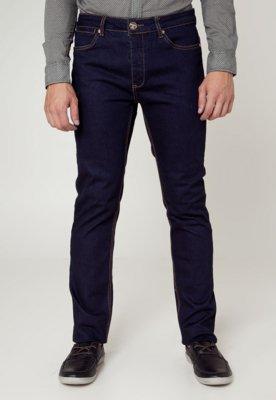 Calça Jeans Handbook Reta Tweeh Azul