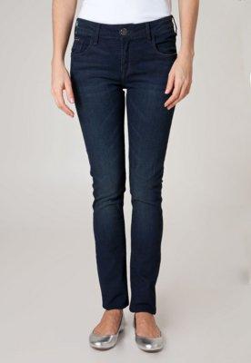 Calça Jeans M. Officer Skinny Soul Azul