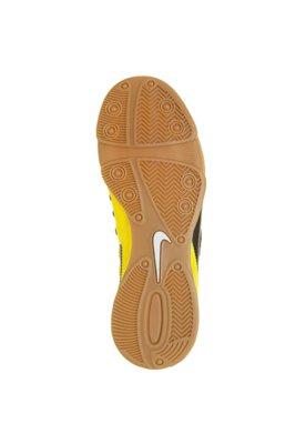 Chuteira Futsal Nike CTR360 Enganche III IC Preta/ Amarela