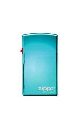 Eau De Toilette Zippo Azul Turquesa 30ml - Perfume - Zippo P...
