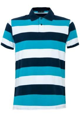 Camisa Polo FiveBlu Day Listrada
