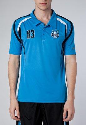Camisa Polo Licenciados Futebol Dry Grêmio II Azul