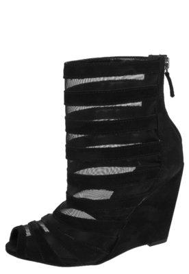 Open Boot My Shoes Tela Preta