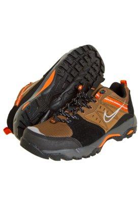 Tênis Nike Salbolier Military Marrom