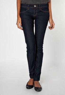 Calça Jeans Colcci Edna Skinny Lite Azul