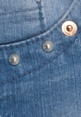 Calça Jeans Sawary Skinny Infantil Unique Azul