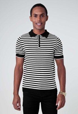 Camisa Polo Handbook Jack Listra