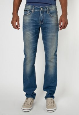 Calça Jeans Calvin Klein Jeans Skinny Sult Azul