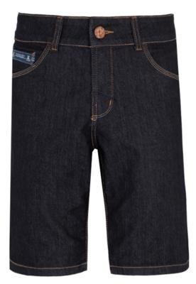 Bermuda Jeans Middle Azul - Osmoze