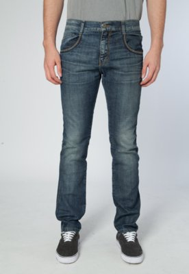 Calça Jeans Reta Ellus Live Azul