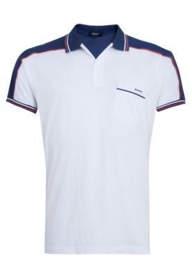 Camisa Polo Gant Rugger Branca