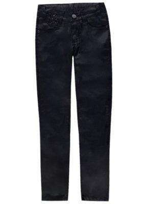 Calça Jeans Skinny Rind  Preta - D.viller