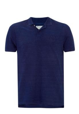 Camisa Polo Richards Seaport Azul