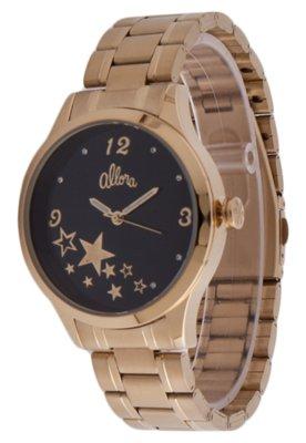Relógio Allora AL2035CD4P Dourado