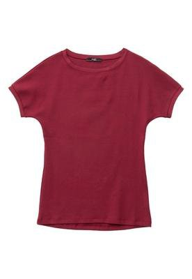 Blusa Básica Vermelha - Ixiz