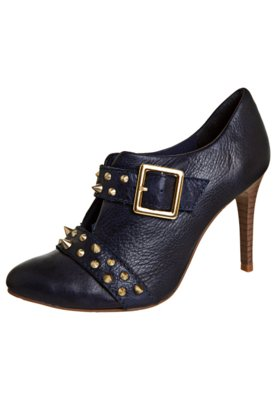 Ankle Boot Lilly's Closet SPikes Azul