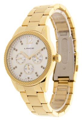 Relógio LMG4150LS2KX Dourado - Lince