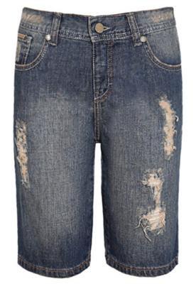 Bermuda Jeans Isis Azul - Carina Duek