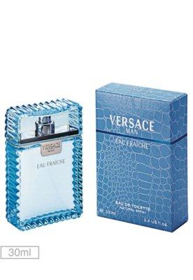 Eau de Toilette Eau Fraîche Masculino 30ml - Perfume - Vers...