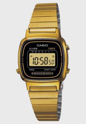 Relógio Casio LA670WGA-1DF Dourado
