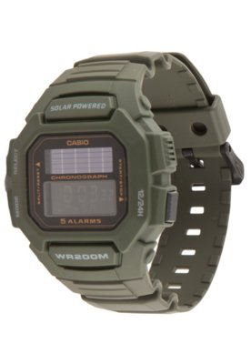 Relógio Casio HDDS1003AVDF Verde