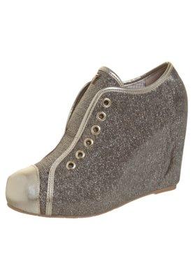 Ankle Boot Anny Prata - Miucha