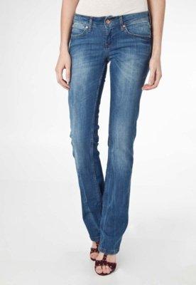 Calça Jeans MNG Barcelona Pratic Azul