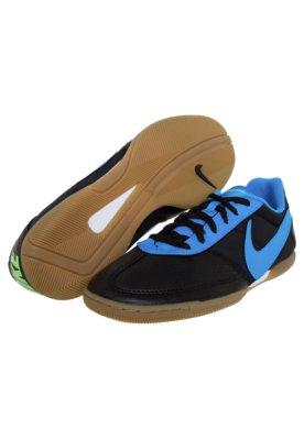 Chuteira Futsal Nike 5 Davinho Preto