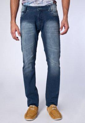 Calça Jeans Skinny Mandi Zym Azul