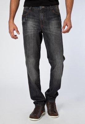 Calça Jeans Cavalera Elastic Boy Desert Preta