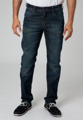 Calça Jeans VR Denim Lavé Azul