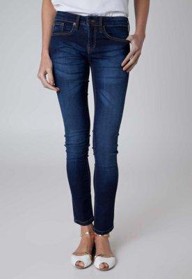 Calça Jeans Mandi Skinny Urban Azul