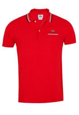 Camisa Polo Eclipse Vermelha - Lacoste
