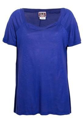 Blusa Mercatto Hive Azul
