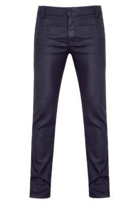 Calça Jeans Ellus Skinny Liquid Slim Tailor Preta