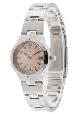 Relógio Casio LTP1241D4A3DF Prata