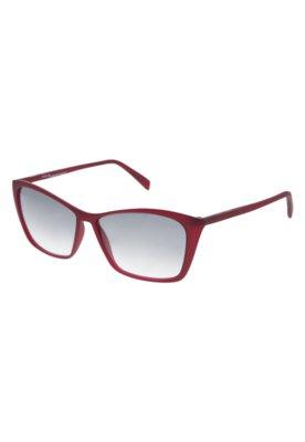 Óculos Fast vermelho - Italia Independent