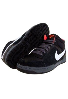 Tênis Nike Renzo 2 Mid Preto