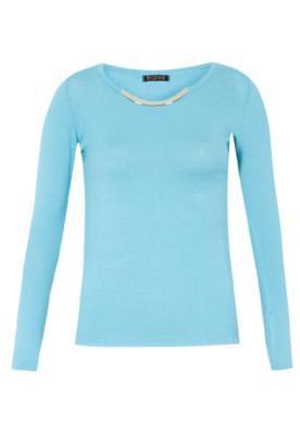 Blusa Dame Azul - SPezzato