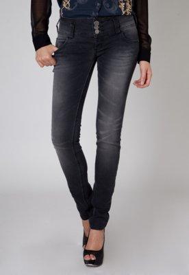 Calça Jeans Colcci Skinny Tina Preta