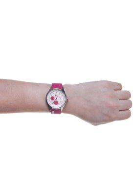 Relógio Whell Chrono Rosa/Prata - Puma