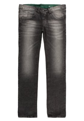 Calça Jeans Skinny Banana Danger Duo Mint Cinza