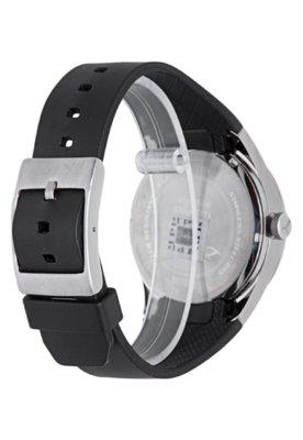 Relógio Puma Stripe Preto/ Branco