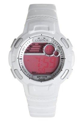 Relógio W OS48523H Branco/Rosa - Cosmos