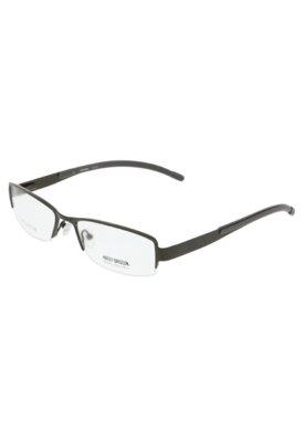 Óculos Receituário Harley Davidson 715041553OL Verde - Har...