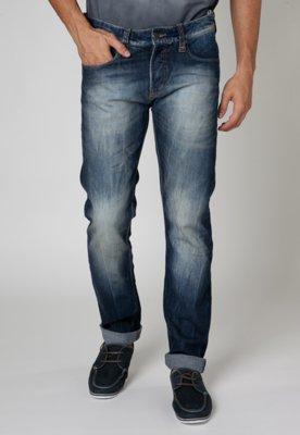 Calça Jeans Colcci Reta Alex II Azul